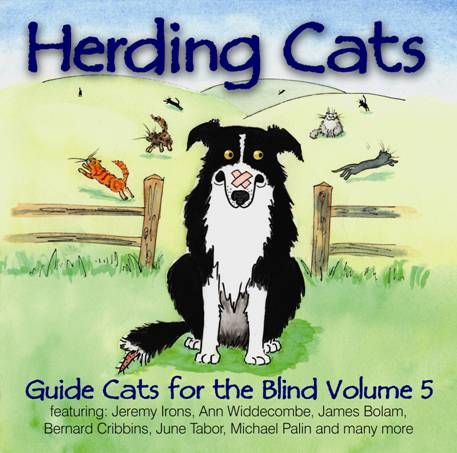 les barker's 'guide cats for the blind' vol 5